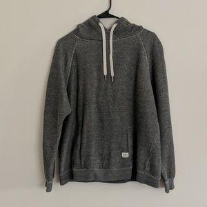 Garage gray hoodie